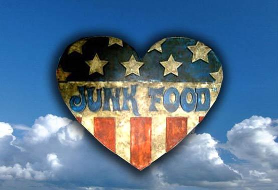 Junk Food Clothing Halvorson